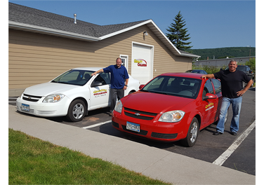 Dave, Marty – Customer Service/Loaner Cars