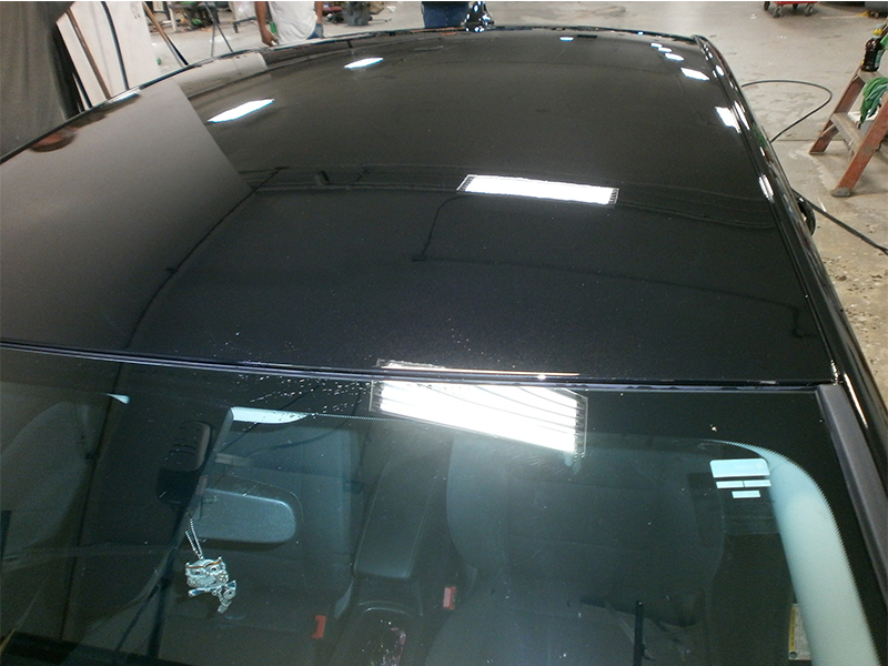 Paintless Dent Repair 01