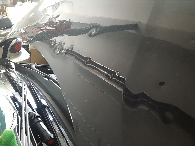 Paintless Dent Repair 05
